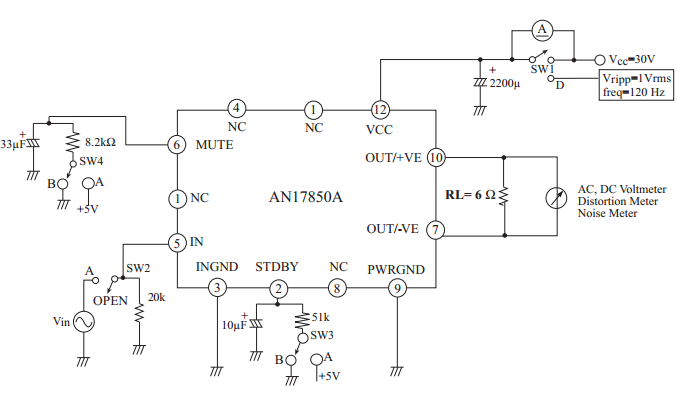 amplifiercircuits com rh amplifiercircuits com Amplifier Schematic Diagram Amplifier Schematic Symbol