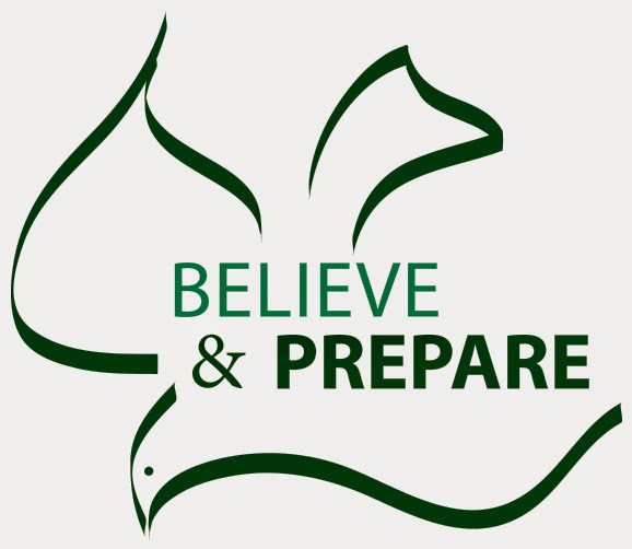 Believe and Prepare Logo