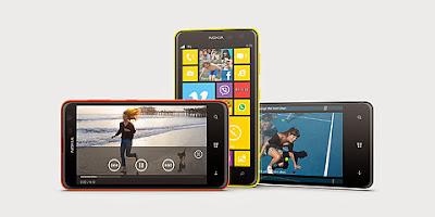 Nokia Lumia 625 suma calidad a la gama media