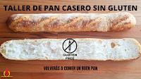 TALLER DE PAN SIN GLUTEN