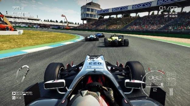 Grid auto sports