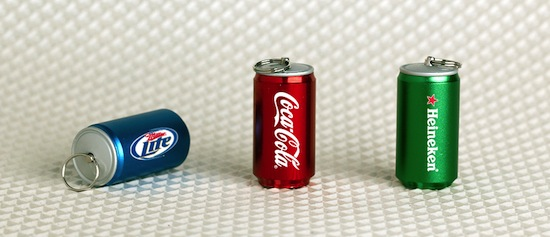 Pop Can USB