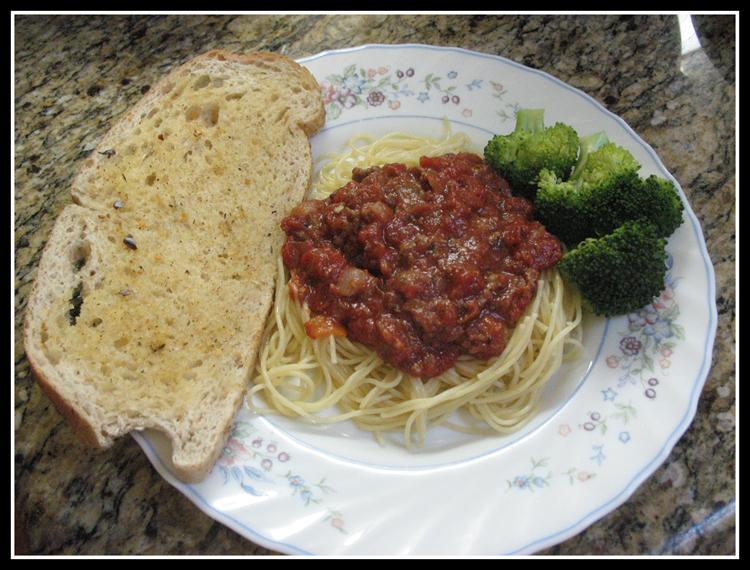 spaghetti sauce recipe dishmaps mom s best spaghetti sauce recipe ...