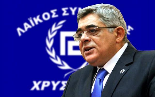 Δήλωση Γενικού Γραμματέα Χρυσής Αυγής για την ενημέρωση των πολιτικών Αρχηγών από τον υπουργό κ. Κατρούγκαλο