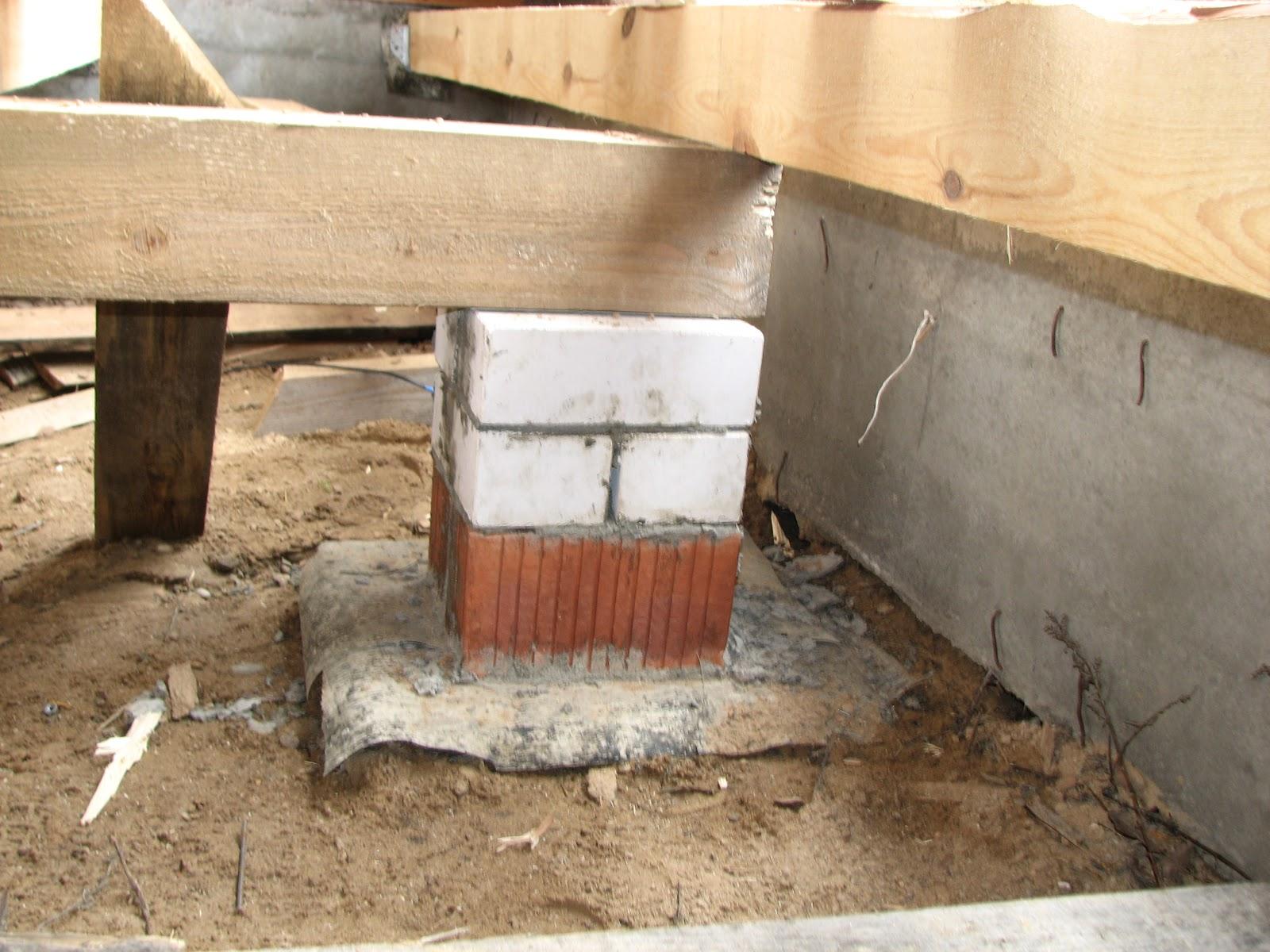 Как сделать деревянный пол в гараже своими руками
