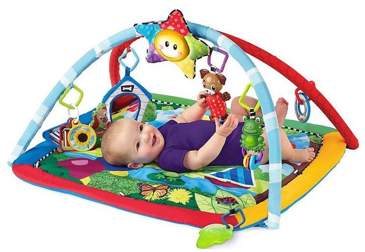 Cómo ayudar a tu bebé en el cuarto mes de edad | Creaciones Así Soy