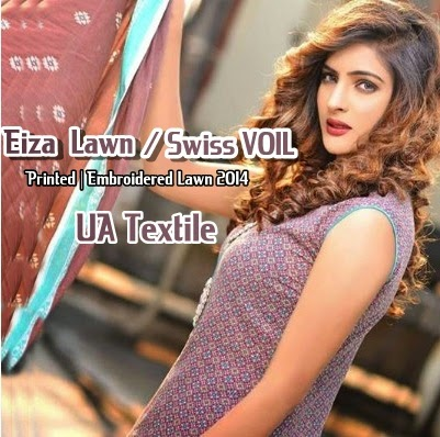 Eiza Lawn 2014 by UA-Textile