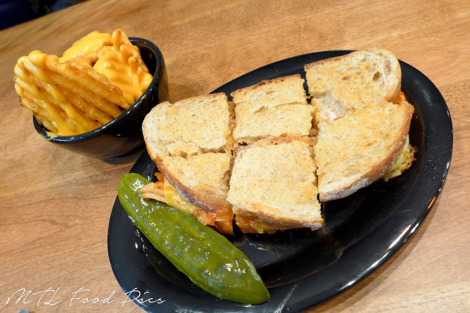 MLT DWN - New Gourmet Grilled Cheese Spot in Plateau-Mont ...