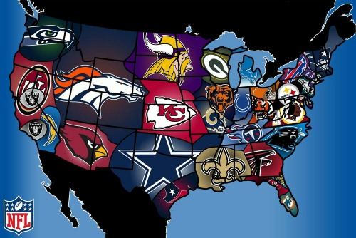 NFL Team Colors