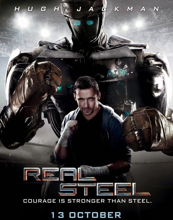 Watch Real Steel Movie Free Online