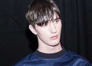 Potongan Rambut Pria Trend 2016 Wet-Look Bowl