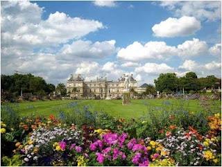 Paris: parcs et jardins