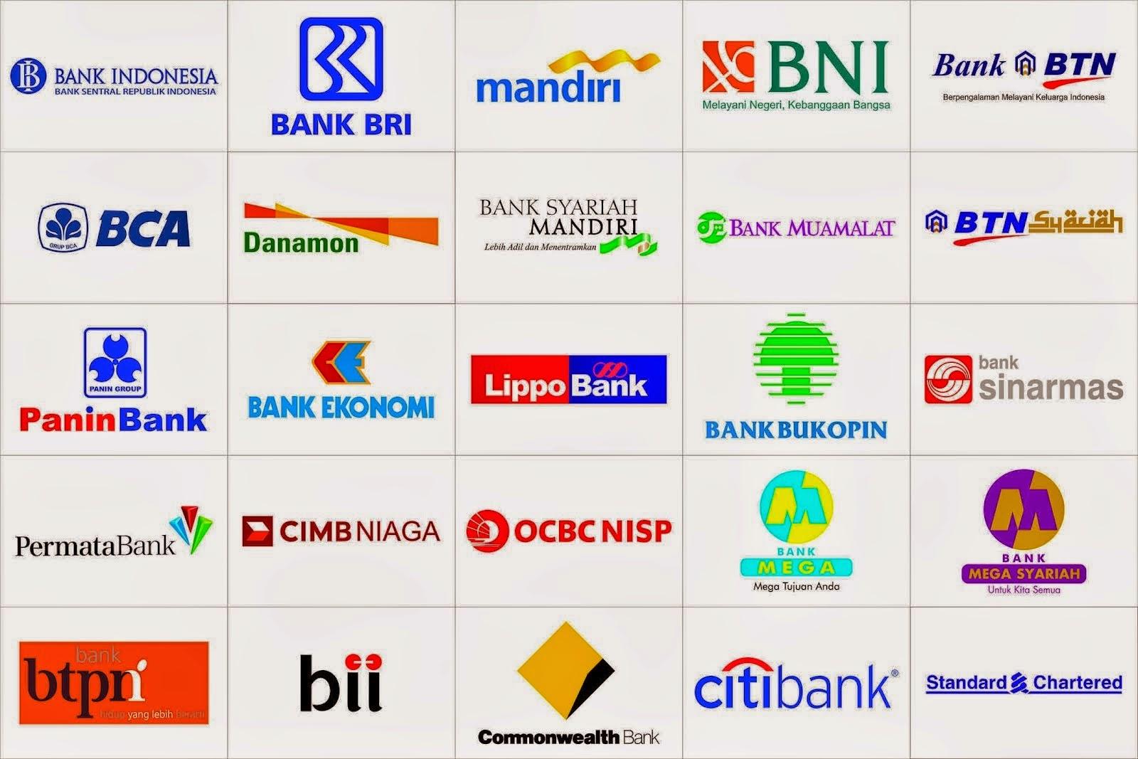 Kode Bank BCA Mandiri BNI BRI Transfer Uang Antar Bank Indonesia