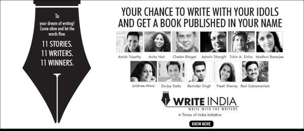 Write India