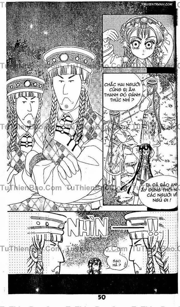 Công Chúa Bướng Bỉnh Chapter 2 - Trang 50
