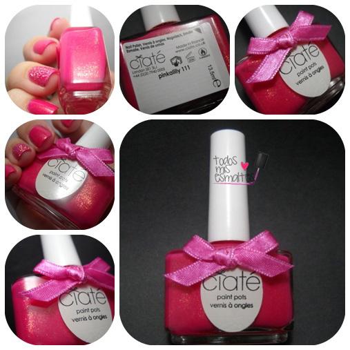 ciaté -pinkalilly-pinkaboo