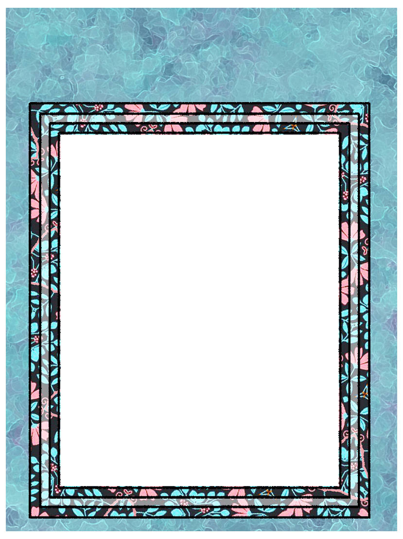 ArtbyJean - Paper Crafts: Scrapbook Layout Pages with Rectangular ...