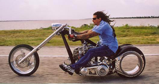 Motorcycle Event News: Famed Bike Builder Billy Lane, Home ...