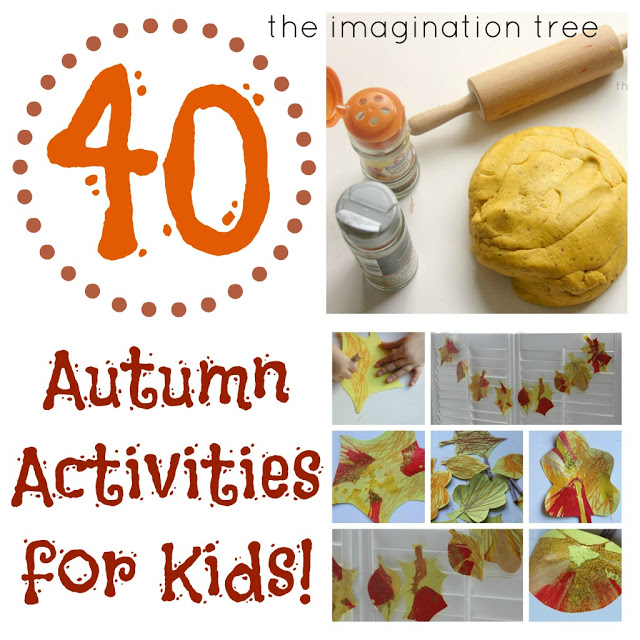 60 Nature Play Ideas for Kids!  The Imagination Tree