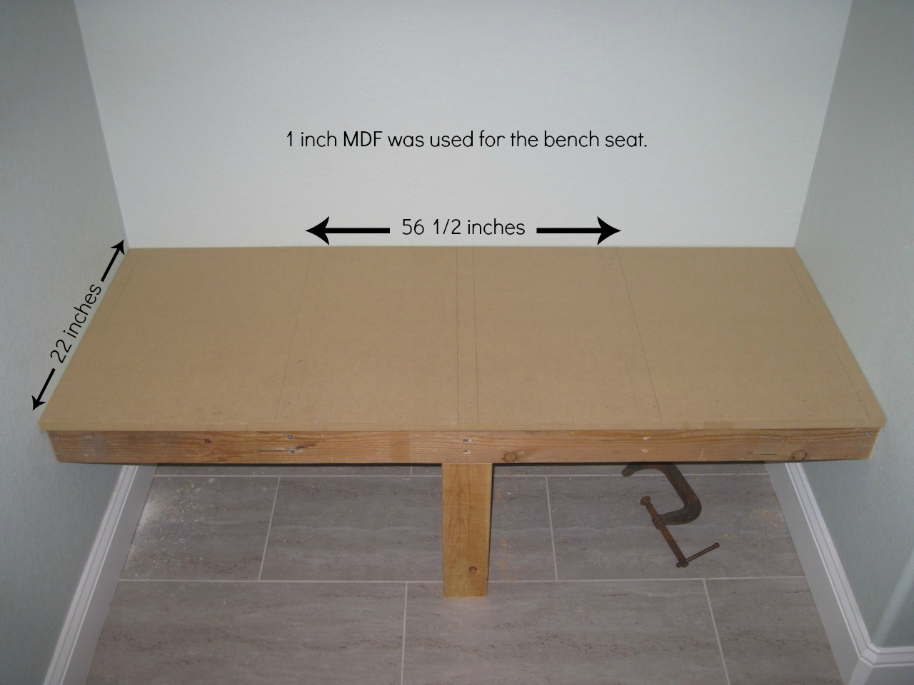 ... across the board work bench for guest to mudroom storage bench ideas