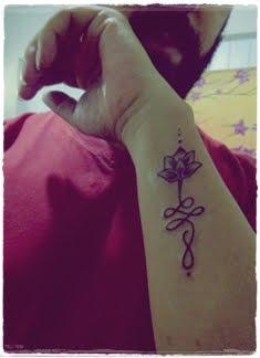 Tatuagem Lótus