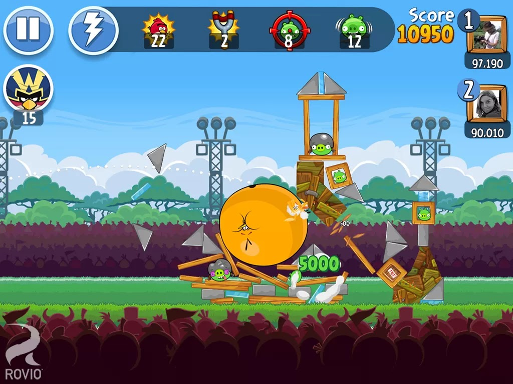 Angry Birds Friends v1.2.1