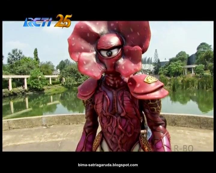 Satria Garuda Bima X Episode 11