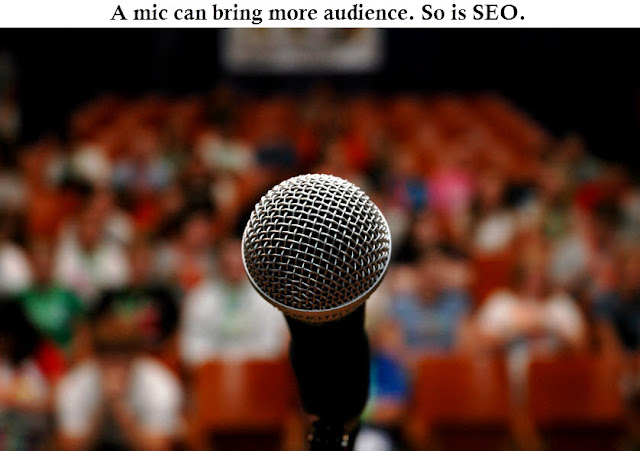 How SEO bring more traffic to website?