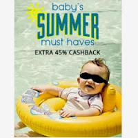 Buy Baby & Kids Bestsellers Summer Products 50% cashback on Rs. 500 : Buy To Earn
