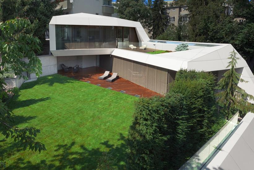 Ultra Modern House by architekti.sk, Slovakia
