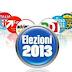 Tutti i numeri delle Elezioni Politiche 24 e 25 Febbraio 2013 a Pontelatone
