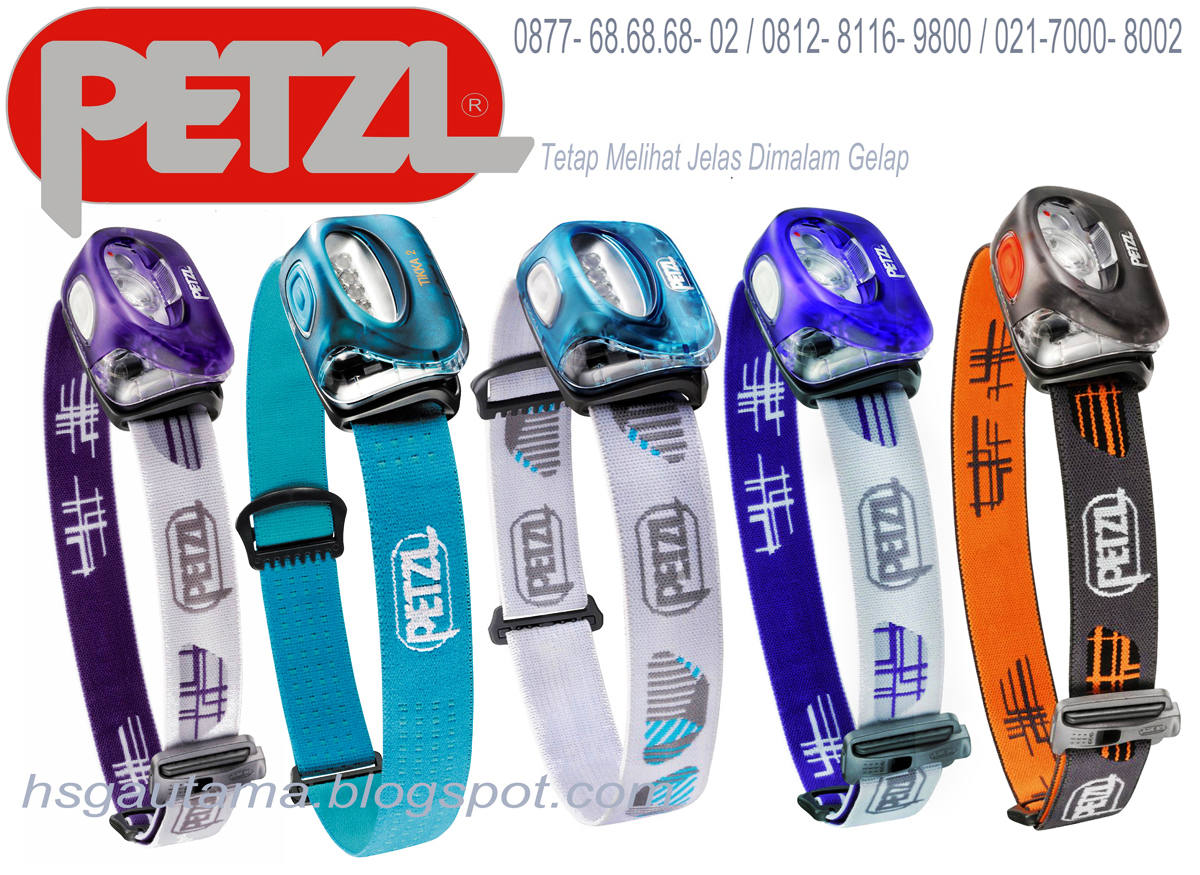 SALE PETZL headlamp