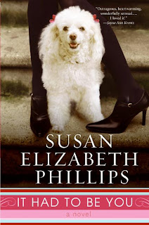 Book review of It Had to Be You by Susan Elizabeth Phillips (contemporary romance)