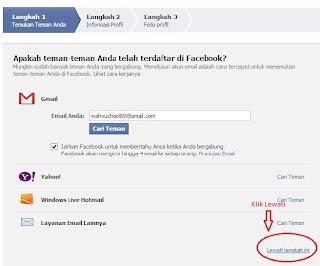 Bikin Facebook Baru