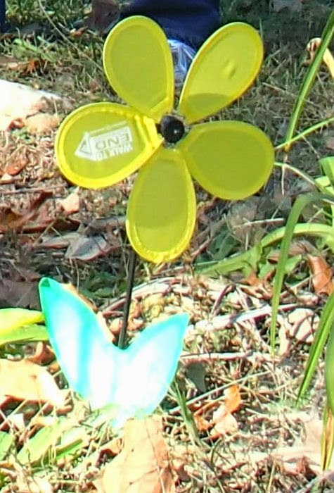 Alzheimer's Caregiver Flower   Navigating Hectivity by Micki Bare