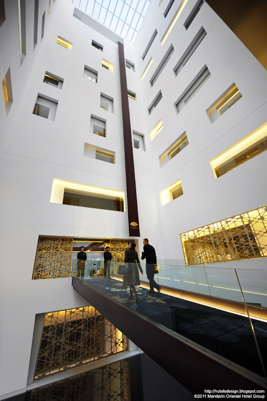 Les plus beaux hotels design du monde h tel mandarin for Hotel design barcelone