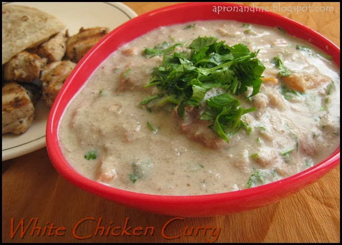 Creamy-chicken-curry