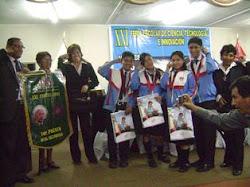 GANADORES REGIONAL XXI-FENCYTEC-2011