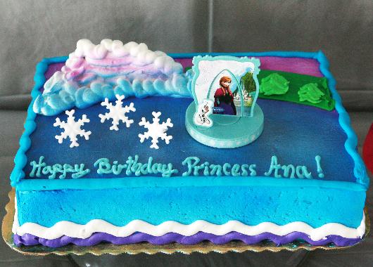 frozen cake sams club
