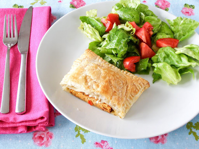 Taifun Pizza Fillet in Puff Pastry