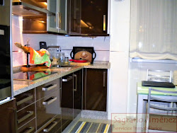 Piso de dos dormitorios en alquiler en Ronda de Montealto, amueblado, garaje. 800€