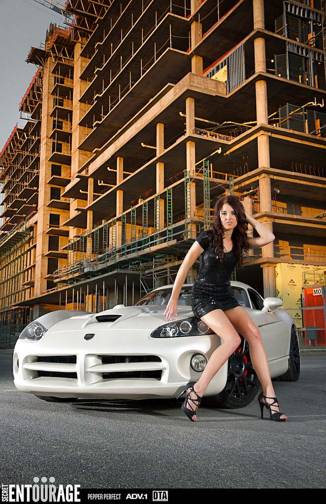 Cars and Girls: 1500HP Dodge Viper by Dallas Performance ...