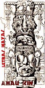 Ahau Kin: dios del sol
