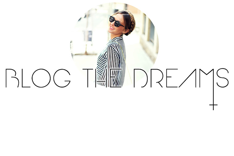 BLOG.THE.DREAMS by Barbara de Robles