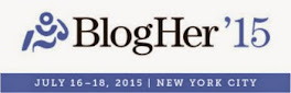 I am going to BlogHer'15!