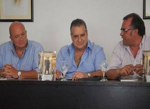 """Presentación Libro """"San García Abad, el gran santo desconocido"""" en el Ateneo de Algeciras"""