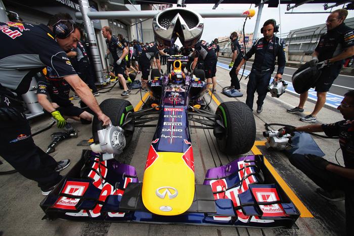 F1 Gran Premio de Nurburing