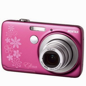 Flipkart: Buy Pentax Efina Point and Shoot Camera at Rs. 3009