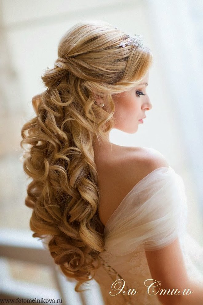 Wedding Hairstyle Ideas Inspired by Celebrities
