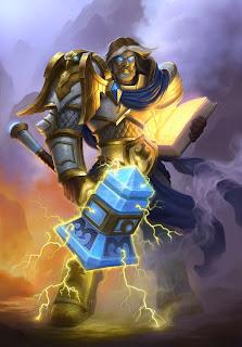 hearthstone heroes of warcraft artwork 5 Blizzcon 2013   Hearthstone: Heroes of Warcraft (iOS/OSX/PC)   Character Artwork